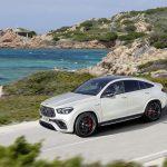 Mercedes-AMG GLE 63 S Coupé dinámica