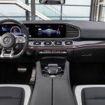 Mercedes-AMG GLE 63 S Coupé salpicadero