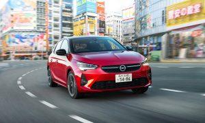 Opel Corsa Japón
