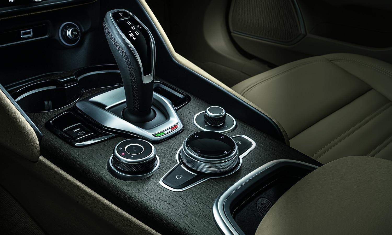 Palanca cambio automático Giulia 2020