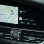 Alfa Romeo Giulia 2020 pantalla actualizada
