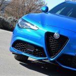 Alfa Romeo Giulia detalle frontal