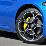 Alfa Romeo Giulia Veloce 2020 ruedas