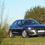 Prueba Audi A4 35 TFSI 150 CV S tronic