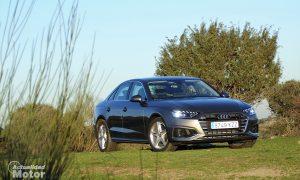 Prueba Audi A4 gasolina automático 150 CV