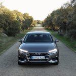 Prueba Audi A4 frontal