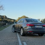 Prueba Audi A4 Advanced 150 CV gasolina trasera