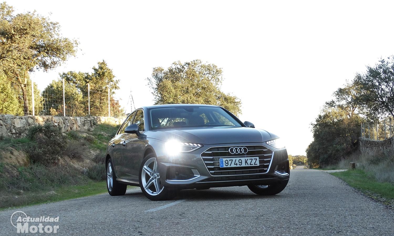 Prueba Audi A4 35 TFSI 150 CV gasolina S tronic
