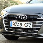 Prueba Audi A4 Advanced parrilla Singleframe