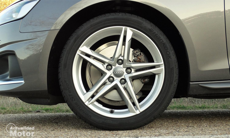 Llantas opcionales de 18 pulgadas Audi A4