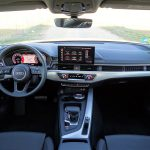 Prueba Audi A4 diseño interior