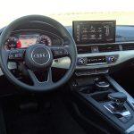 Diseño interior del Audi A4