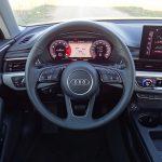 Prueba Audi A4 volante y cuadro