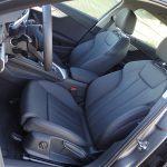 Prueba Audi A4 diseño asientos delanteros deportivos