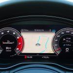 Prueba Audi A4 cuadro de instrumentos navegación