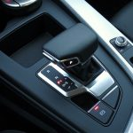 Prueba Audi A4 palanca cambio S tronic