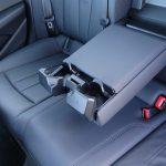 Prueba Audi A4 reposabrazos trasero