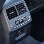 Prueba Audi A4 salidas de aire traseras