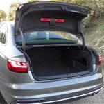 Maletero del Audi A4 berlina Prueba