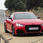 Prueba Audi TT RS 400 CV
