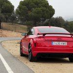 Audi TT RS conducción deportiva