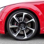 Llantas y frenos perforados Audi TT RS