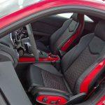 Asientos Audi TT RS 400 CV