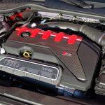 Motor 5 cilindros 2.5 TFSI 400 CV