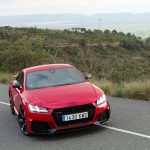 Prueba Audi TT RS 2.5 TFSI 400 CV S tronic quattro