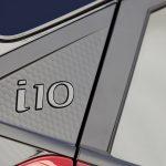 Prueba Hyundai i10 inscripción puertas traseras