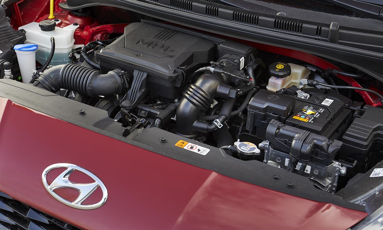 Motor 1.2 MPI del Hyundai i10