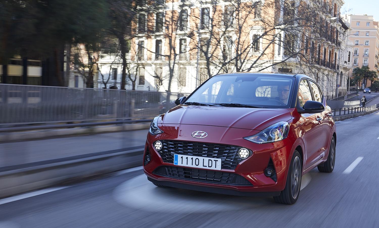 Prueba Hyundai i10 1.2 MPI