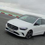 Prueba Mercedes Clase B 200d 150 CV diésel automático