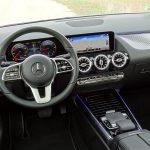Puesto conducción Mercedes Clase B
