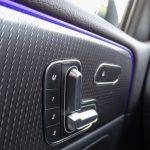 Ajuste de asientos eléctricos del Mercedes Clase B