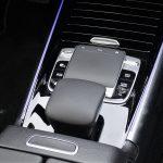 Mercedes Clase B panel táctil