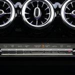 botones de climatizador en Mercedes-Benz Clase B