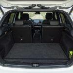 Mercedes Clase B maletero asiento central tumbado