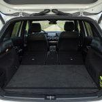 Prueba Mercedes Clase B maletero con asientos tumbados