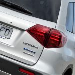 Suzuki Vitara detalle trasero maletero