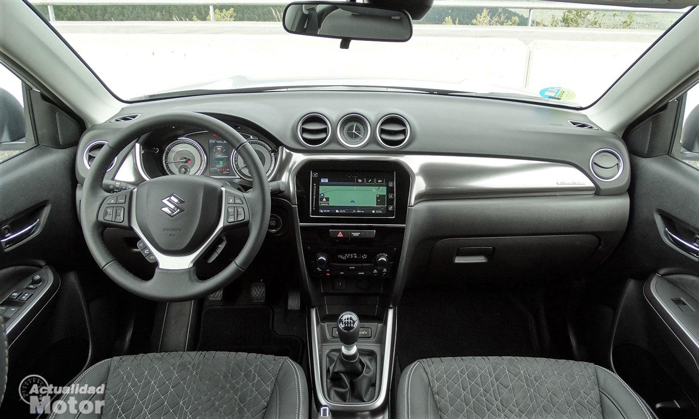 Suzuki Vitara diseño interior