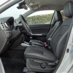 Prueba Suzuki Vitara plazas delanteras