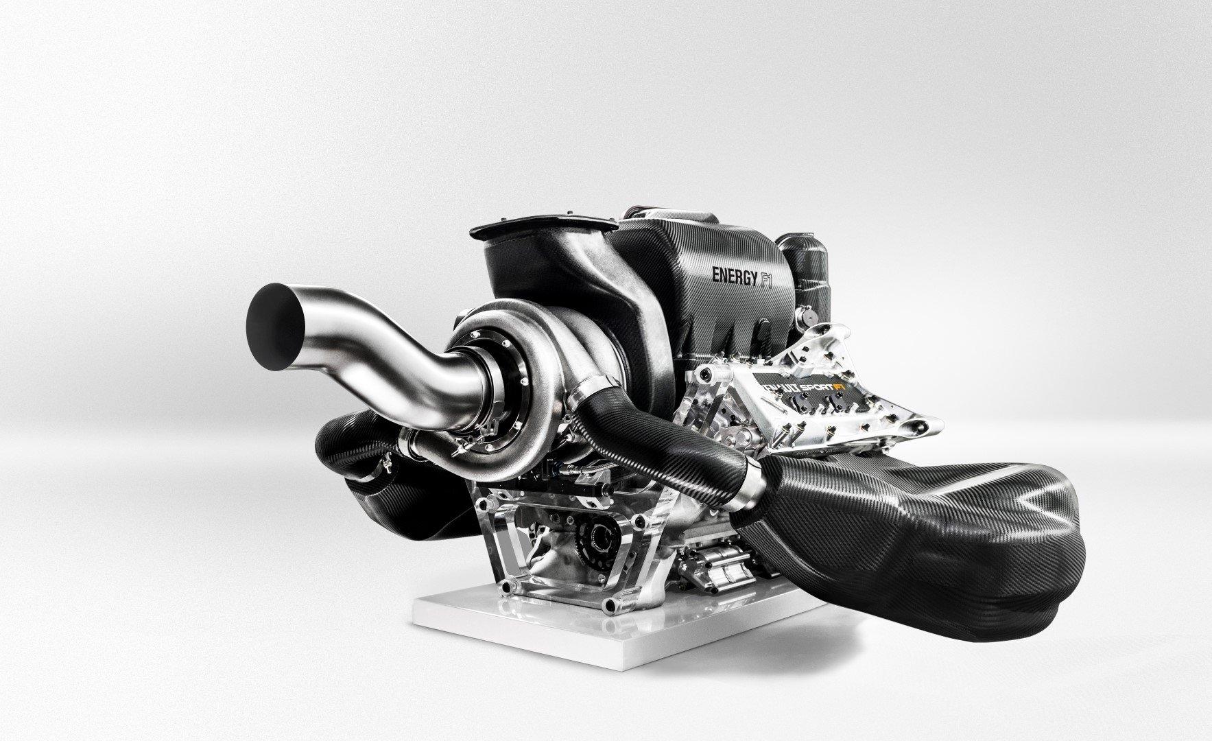 Renault Motor V6 Turbo Híbrido