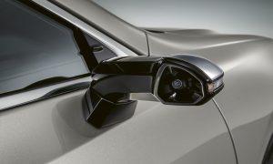 Cámara retrovisores digitales Lexus ES