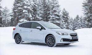 Subaru Impreza Eco Hybrid delantera
