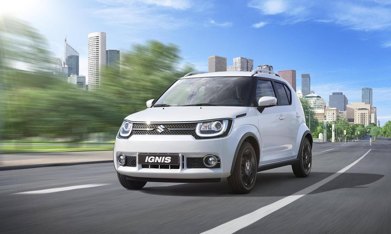 Suzuki Ignis automático