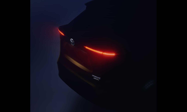 Teaser Toyota B-SUV Salón Ginebra