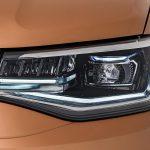 Volkswagen Caddy 2020 faro delantero