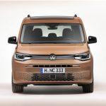 Volkswagen Caddy 2020 frontal