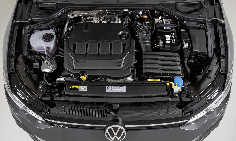 Motor Volkswagen Golf GTD 2.0 TDI 200 CV